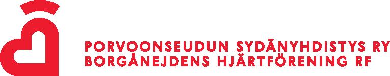 Porvoonseudun Sydänyhdistys / Borgånejdens Hjärtförening Rf