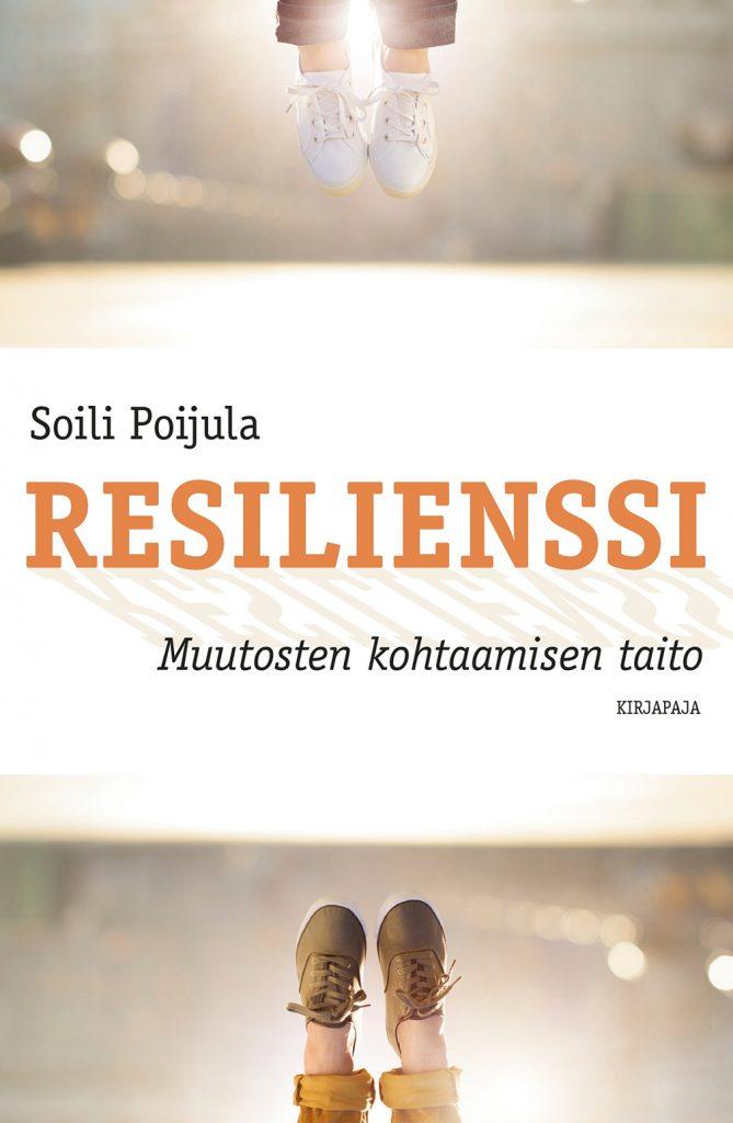 Soili Poijula: Resilienssi-kirjan kansi