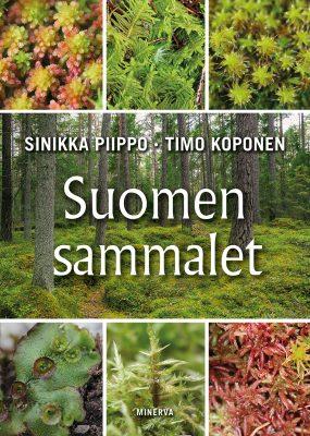 Sinikka Piippo & Timo Koponen: Suomen sammalet. Minerva, 2019