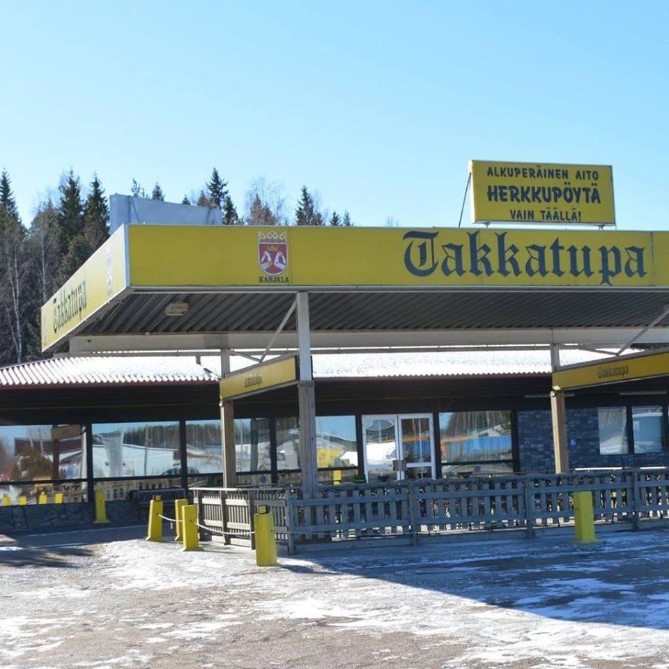 Herkkuravintola Takkatupa