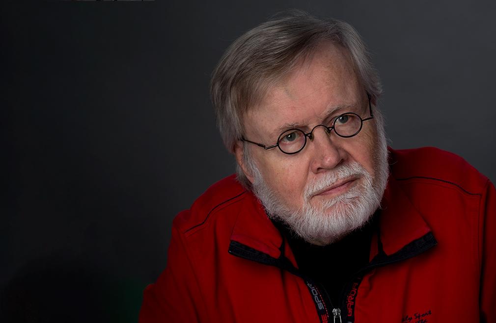 Markku Siivola. Kuva: Uzi Varon