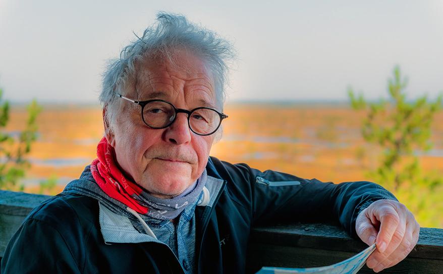 Timo Renfors Kesonsuolla