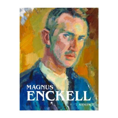 Magnus Enckell kirjan kansi
